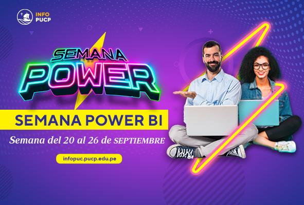 Charla | Semana Power INFOPUCP