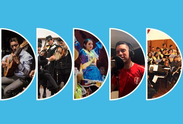 imagen Convocatoria | Admisión 2021 para Elencos Artísticos PUCP